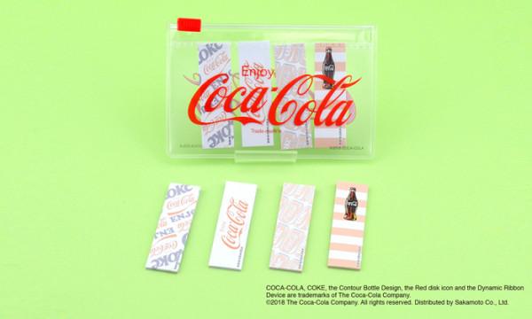 コカ・コーラ_ケース入り付箋