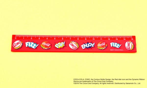 【コカ・コーラ】15cm定規
